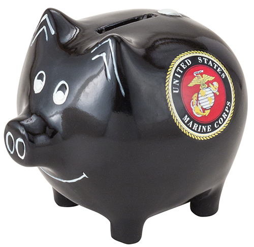 MARINE CORPS PIGGY BANK