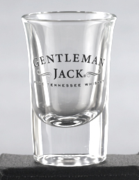 Jack Daniel's Gentleman Jack Shot Glass