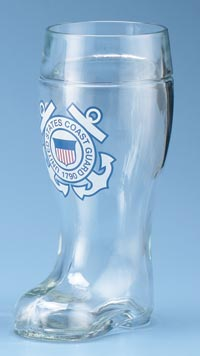 1.0 L GLASS COAST GUARD BOOT
