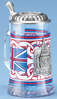 GLASS ENGLAND STEIN
