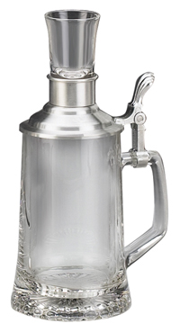 FATHER & SON GLASS STEIN