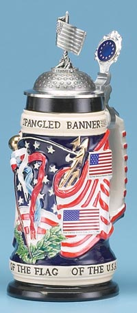HISTORY OF THE FLAG STEIN