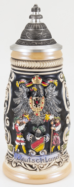 German Eagle Stein
