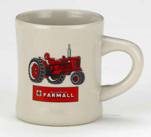 *CASE DINER MUG FARMALL WHITE