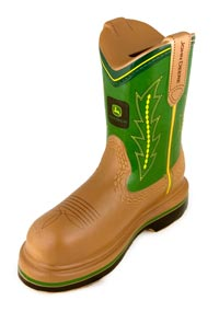 JOHN DEERE GREEN BOOT BANK