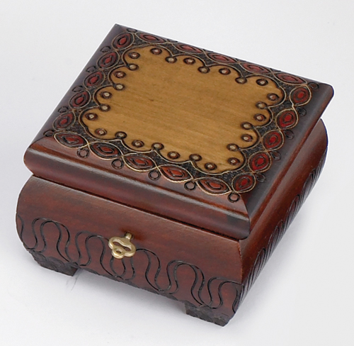 JEWERLY CHEST BOX
