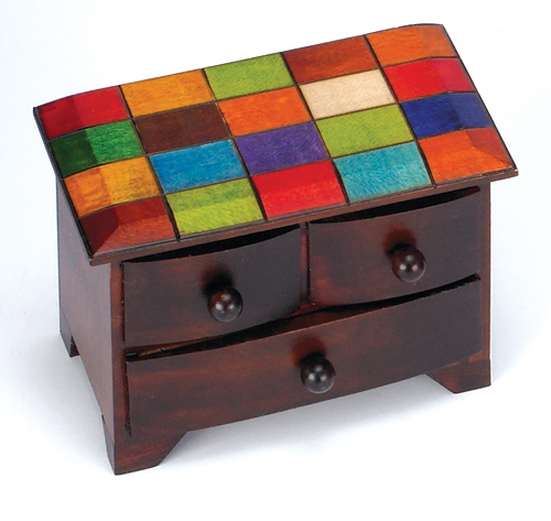 DISCO CHEST OF DRAWERS