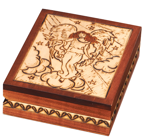 ANGEL SEPIA BOX