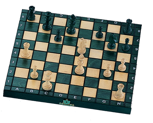 TOURISTIC CHESS SET