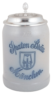 Spaten 0.5 L Salt with Lid