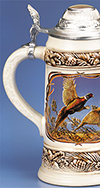 James Meger Pheasant Stein
