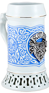 Scotland Stein Without Lid
