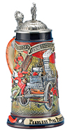 FEARLESS FIREFIGHTERS STEIN