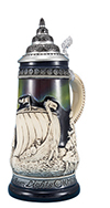 Northern Lights Stein