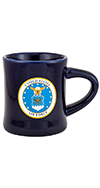 AIR FORCE DINER MUG
