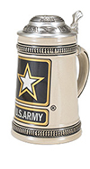 Army Stein with Star