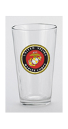 U.S. Marine Corps Mixing Glass
