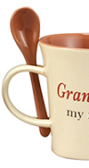 Grandma's My Name Mug