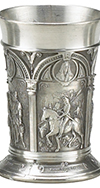 ALBRECHT DUERER SHOT GLASS