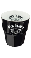 Jack Daniels Black DOF Glass