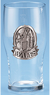 WALES PINT GLASS