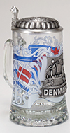 Denmark Glass Stein