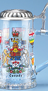 CANADA OPTIQUE GLASS STEIN