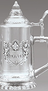 GLASS DAD STEIN