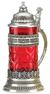 RUBY GLASS STEIN