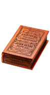 JOHN DEERE 1903 ALMANAC BOOK BOX