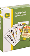 JOHN DEERE DECK OF CARDS