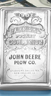 *JOHN DEERE POCKET COMPANION