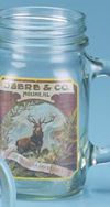 *JOHN DEERE 50 YEAR DRINK JAR