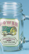 *JOHN DEERE POWER DRINK JAR