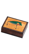 *FISHING LURES BOX