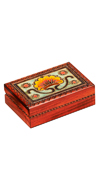ORNATE FLORAL BOX