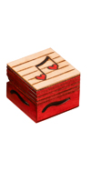 SMALL MUSIC NOTES BOX