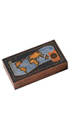 World Map Box