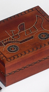 ANTIQUE CAR BOX