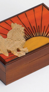 Rooster Rise �n Shine Box