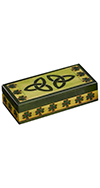 CELTIC SHAMROCK BOX
