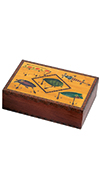 Wright Small Lures Humidor Box