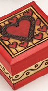 TEN HEARTS BOX