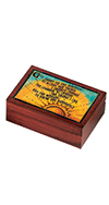 LARGE SERENITY PRAYER BOX