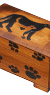 SMALL DOG / CAT PAW PRINT CHEST