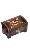 PIRATE CHEST BOX