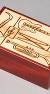 MUSIC INSTRUMENT BOX