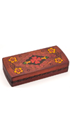 CARVED FLORAL BOX