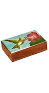 HUMMINGBIRD BOX
