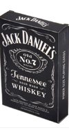 *JACK DANIEL'S PLAYING CARD